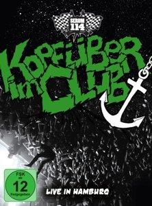 Kopfüber Im Club Live