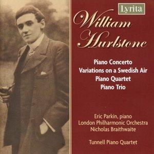 Hurlstone:Piano Concerto/+