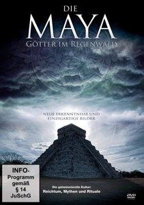 Die Maya-Götter Im Regenwald
