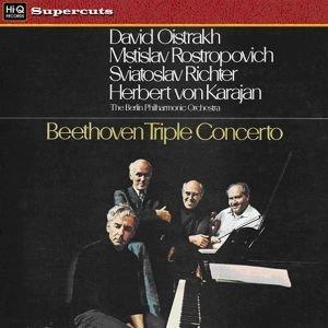 Beethoven/Triple Concerto (180 Gr.LP)