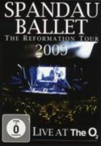 The Reformation Tour 2009-Live At The O2