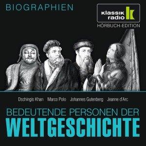 Dschingis Khan/Marco Polo/Gutenberg