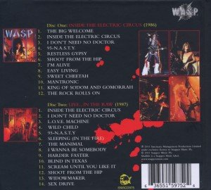 Inside The Electric Circus (Deluxe)