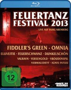 Feuertanz Festival 2013 (Blu-Ray)