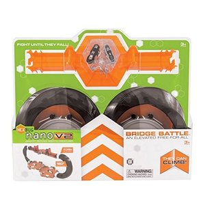 Invento 477-2993 - Hexbug Nano V2 Bridge Battle