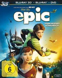 Epic - Verborgenes Königreich 3D