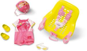 BABY born 25. Geburtstag Set ''Fahrrad''