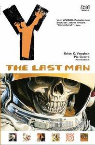 Y: The Last Man 03. Ein kleiner Schritt