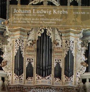 Sämtliche Orgelwerke Vol.10