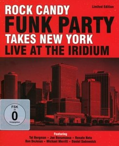 Takes New York-Live At The Iridium