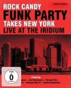Takes New York-Live At The Iridium