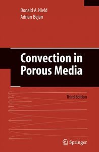 Nield, D: Convection in Porous Media