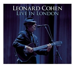 Cohen, L: Live in London/2 CDs