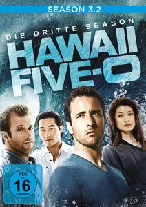 Hawaii Five-O (2010) - Season 3.2 (3 Discs, Multibox)