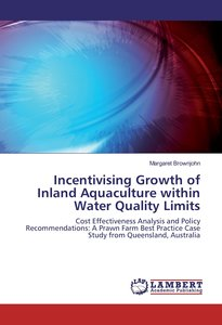 Incentivising Growth of Inland Aquaculture within Water Quality