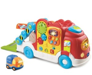 VTech Baby 80-136604 - Tut Tut Baby Flitzer: Autotransporter