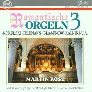 Romantische Orgeln Vol.3
