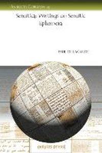 Semitica: Writings on Semitic Ephemera