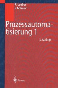Prozeßautomatisierung, 1