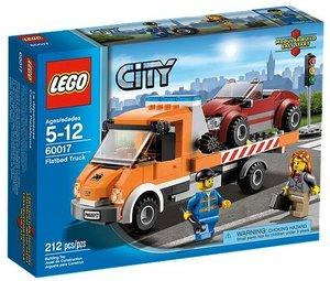 LEGO® City 60017 - Tieflader