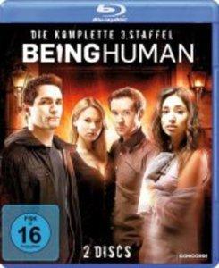 Being Human-Die komplette 3.Staffel (Blu-ray)