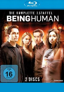 Being Human-Die komplette 3.Staffel (Blu-ray)