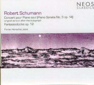 Konzert Für Solo Piano/Fantasiestücke op.12