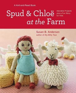 Spud and Chloe at the Farm