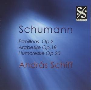 Schiff Plays Schumann