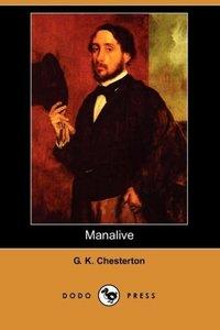 Manalive (Dodo Press)
