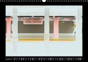 Digital-Art URBAN VIEWS / UK - Version (Wall Calendar 2015 DIN A