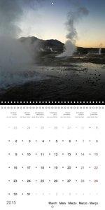 Atacama Desert Unending Landscapes (Wall Calendar 2015 300 × 300
