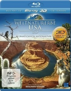 Weltnaturerbe USA 3D - Grand Canyon Nationalpark