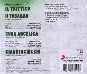 Il Trittico-Sony Opera House