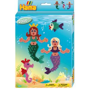 Hama 3431 - Geschenkpackung Meerjungfrauen