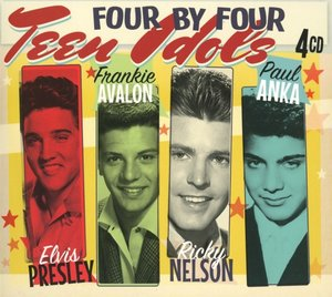 Four by Four-Teen Idols