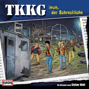 TKKG 189. Iwan, der Schreckliche