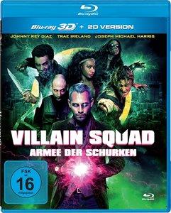 Villain Squad-Armee der Schurken 3 (Blu-ray 3D)