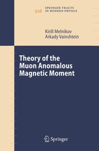 Theory of the Muon Anomalous Magnetic Moment