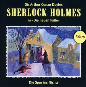 Sherlock Holmes - Neue Fälle 20. Die Spur ins Nichts