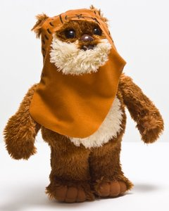 Joy Toy 741963 - Star Wars Wicket Plüsch, 35 cm