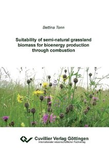 Suitability of semi-natural grassland biomass for bioenergy prod