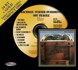 Not Fragile 24k-Gold-CD