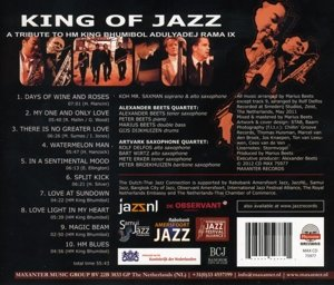 King Of Jazz (Tribute To HM King Bhumibol)