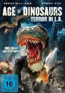 Age of Dinosaurs 3D (DVD)