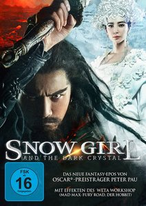 Snow Girl and the Dark Crystal