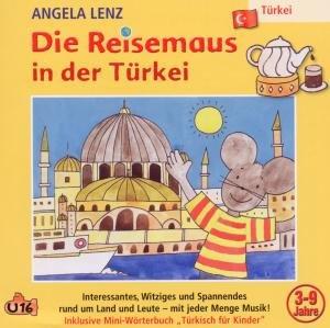 Die Reisemaus in der Türkei