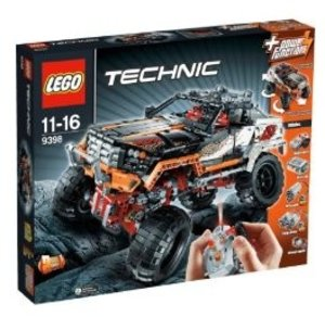 LEGO® Technic 9398 - 4X4 Offroader