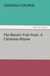 The Baron's Yule Feast: A Christmas Rhyme