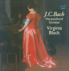 J.C.Bach:Harpsichord Sonatas